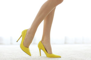Why Some Women Wear High Heels