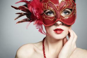 The Masks We Hide Behind
