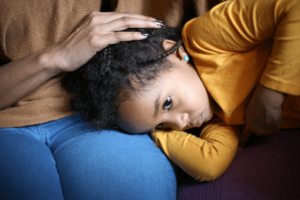 How To Soothe Your Child's Anxiety