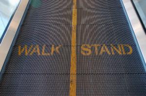 Life Is A Moving Sidewalk